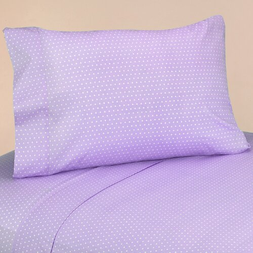 Mod Dots 4 Piece 100% Cotton Sheet Set by Sweet Jojo Designs